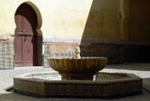 Les fontaines de Meknès en constante dégradation