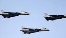 Frappes aériennes de l'Iran contre l'Etat islamique en Irak