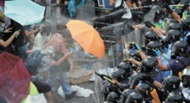 La Révolution des parapluies  à Hong Kong perd de sa détermination