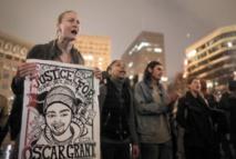 Manifestations à New York après la disculpation d'un policier blanc