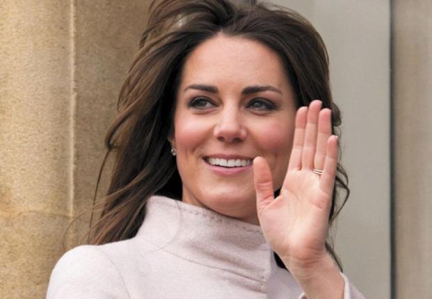 Les stars : bosse des maths ou bonnet d'âne ?  Kate Middleton