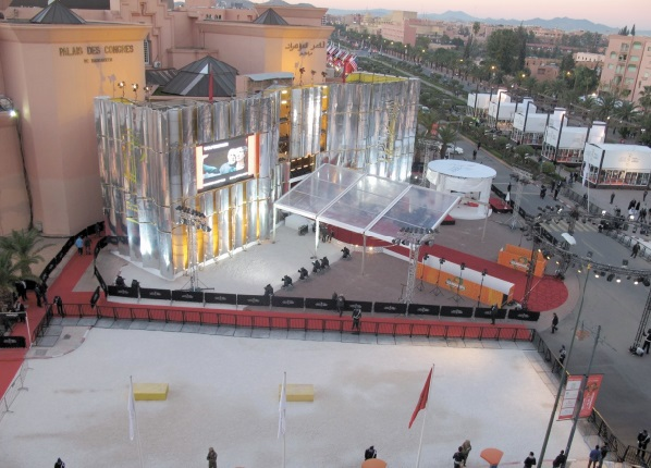 Coup d'envoi, aujourd'hui, du 14ème Festival international du film de Marrakech