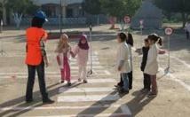Campagne de sensibilisation à la sécurité routière