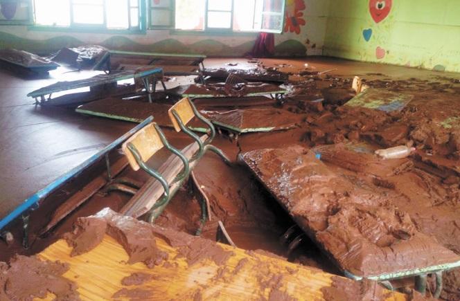 Solidarité nationale en faveur des victimes des inondations