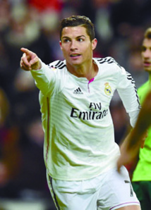 18ème victoire d'affilée du Real Madrid