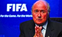 Joseph Blatter: Pour clore l'année 2014 en beauté