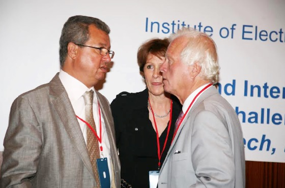 Kamal Daissaoui à l'Université  de Nice