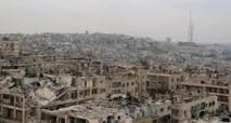 L'ONU discute avec les rebelles du gel des combats à Alep