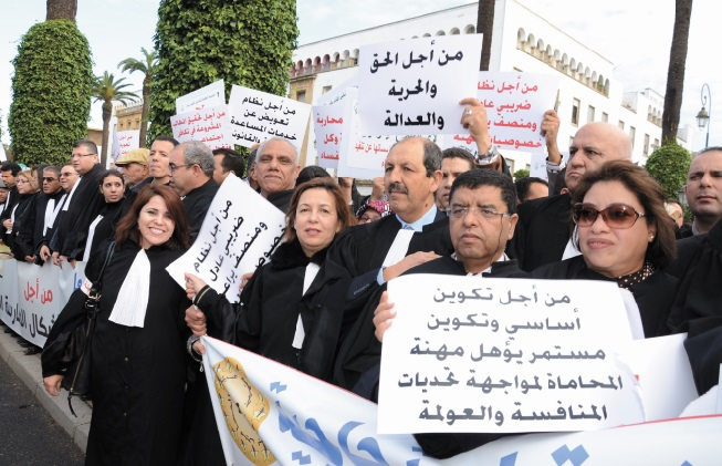 Les bâtonniers exhortent Benkirane à dialoguer avec les avocats