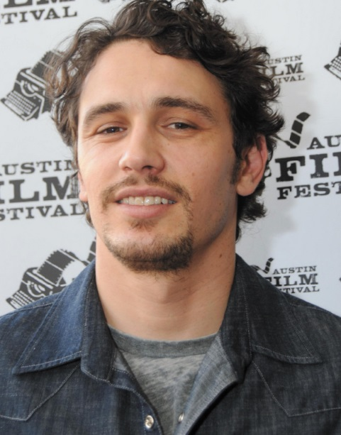 Les stars : bosse des maths ou bonnet d'âne ?  James Franco