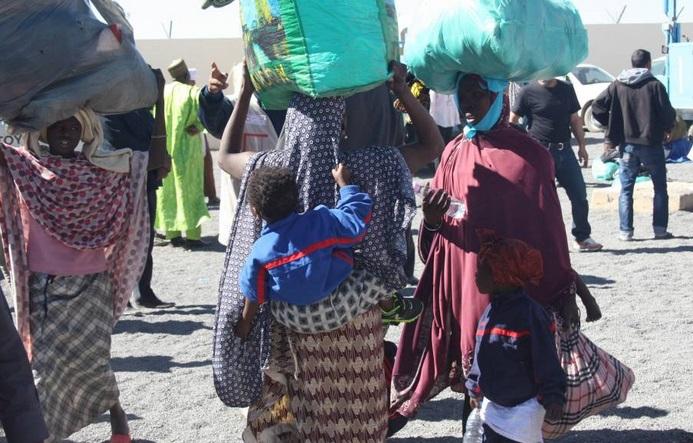 Le rapatriement des migrants nigériens par Alger préoccupe les autorités marocaines