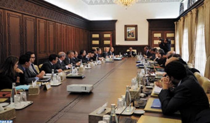Premier Conseil de gouvernement sans Abdallah Baha