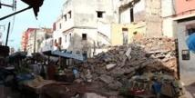 Le dilemme des maisons menaçant ruine à Casablanca