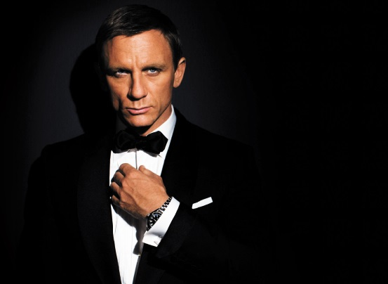 James  Bond au Maroc