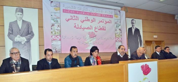 Driss Lachguar : Votre rencontre constitue une force de proposition pour l'USFP en vue du renforcement de ses positions au niveau de sa politique sanitaire et médicale