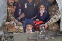 Carnage dans une école  militaire au Pakistan