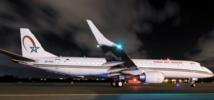 Hausse du trafic aérien commercial