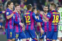 La trêve au chaud pour le Barça
