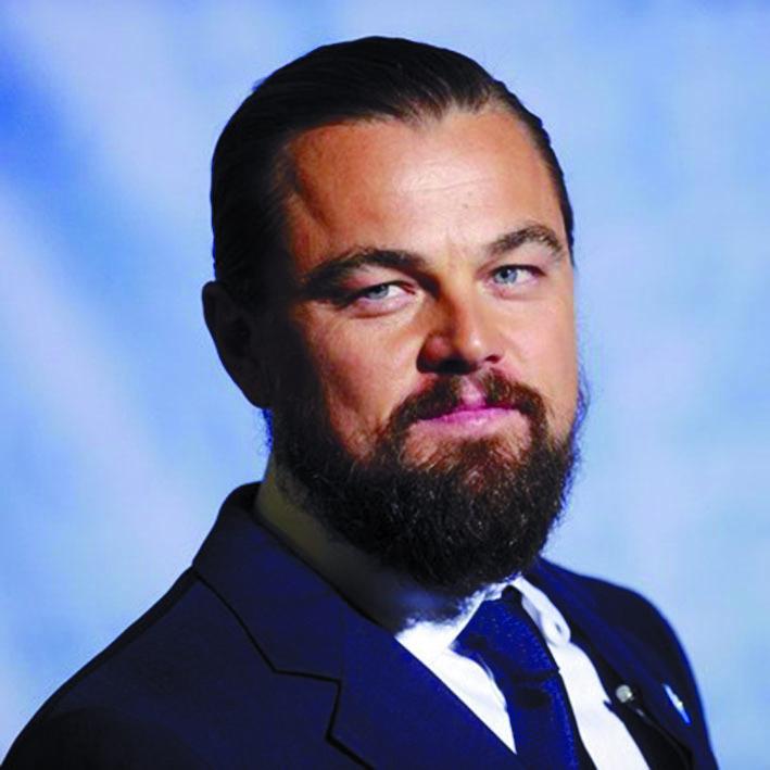 Les stars : bosse des maths ou bonnet d'âne ? Leonardo DiCaprio