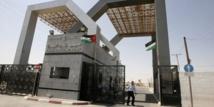 L'Egypte autorise  temporairement le passage de Gazaouis par Rafah