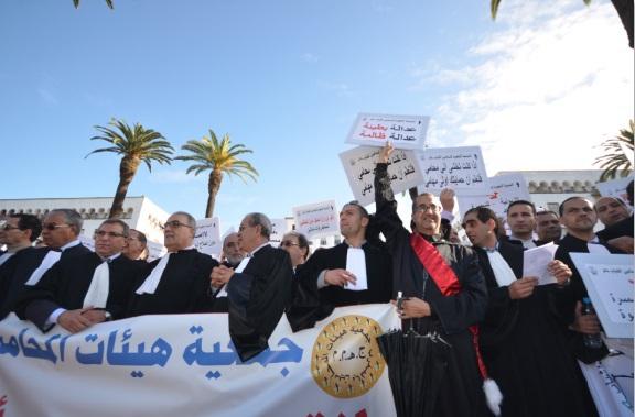 Sit-in des avocats demain dans tous les tribunaux du Royaume