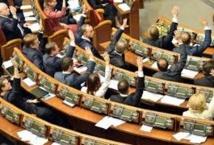 L'Ukraine renonce au statut de pays non-aligné