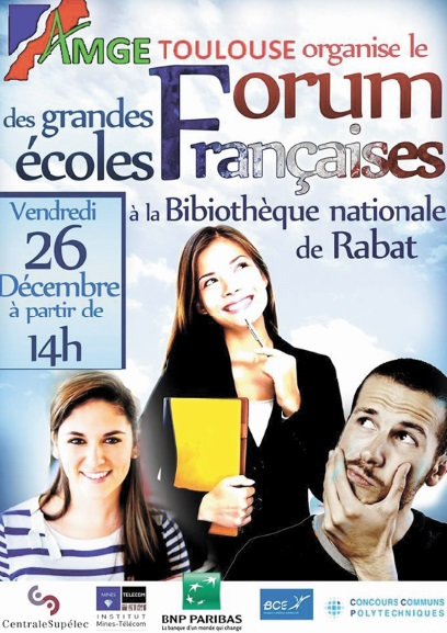 L'AMGE-Toulouse mobilisée aux côtés des élèves de prépas