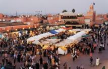 Série de ballets diplomatiques à Marrakech en 2014