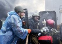 """Pourparlers de paix """"difficiles"""" entre Kiev et les rebelles"""
