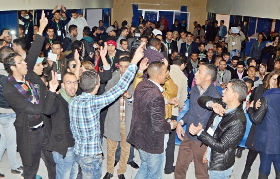 La Jeunesse itthadie réclame la libération des détenus du mouvement estudiantin