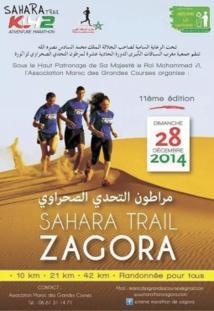 Plateau relevé pour la 11e édition de l'Extrême Marathon de Zagora