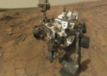 Des émanations de méthane sur Mars de source inconnue
