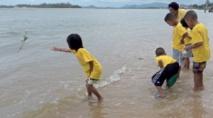 Prières et larmes aux commémorations du tsunami de 2004 en Asie