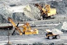 Augmentation de la production du secteur des mines au 3ème trimestre