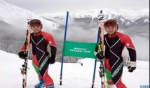 Les frères Lamhamedi s'adjugent trois médailles sur le circuit de la FIS
