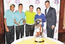 Les golfeurs marocains s'illustrent en Floride