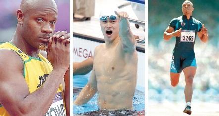 Dopage : les épinglés de 2014