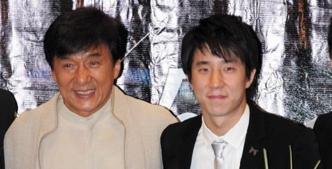 Le fils de Jackie Chan impliqué dans une affaire de drogue