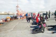 45 migrants secourus en mer en Méditerranée