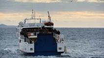 Incendie sur un ferry italien au large de la Grèce