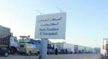 La tension persiste au point frontalier de Gargarate