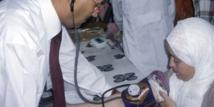 La MGPAP offre des examens  médicaux aux populations sinistrées