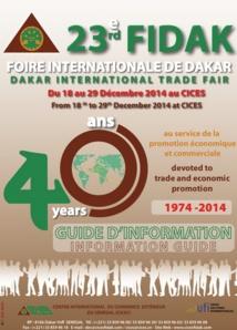 Le Maroc présent à la 23ème Foire internationale de Dakar