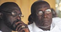 Weah élu sénateur au Liberia