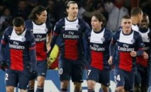 Le Paris Saint Germain en stage de préparation à Marrakech