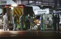 Le virus Ebola inquiète l'Europe
