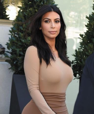 Les stars les plus détestées de Hoolywood : Kim Kardashian: Trop vide