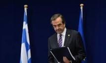 Le parlement grec annonce sa dissolution