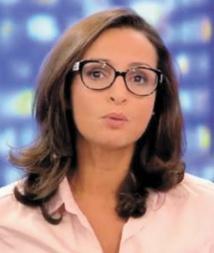 Hakima Darhmouch présentatrice JT préférée des Belges