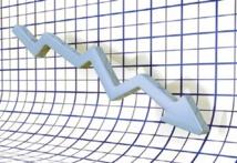 Croissance économique nationale en baisse